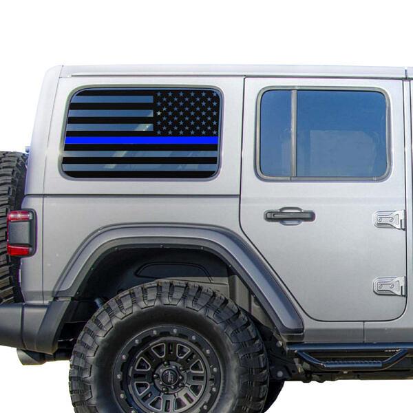 rear-window-usa-flag-jeep-wrangler-jl-dual-pair-leo-police-thin-blue-line-tbl